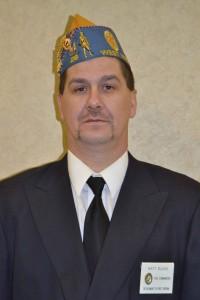 Vice Commander Matt Bland
