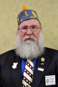 Vice Commander Steve Wright
